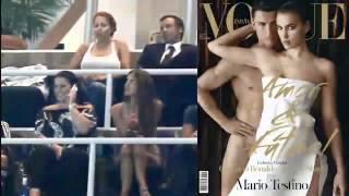 Cristiano Ronaldo termina con Irina Shayk por Infidelidad