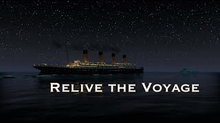 """""""TITANIC: HONOR AND GLORY"""" Official Teaser Trailer"""