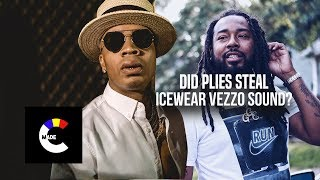 Did Plies Steal Icewear Vezzo Sound?