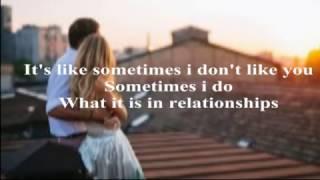 NE-YO Relationship (Lyrics)