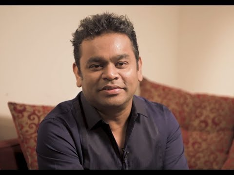 A.R. Rahman Wishes HARMAN a Happy Make Music Day