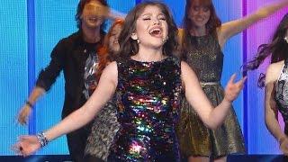 """Soy Luna canta en vivo """"Alas"""" - Susana Giménez"""
