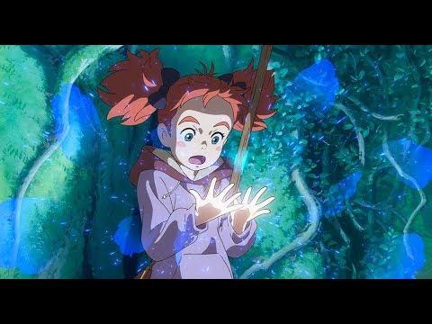 Mary y la flor de la bruja - Trailer español (HD)