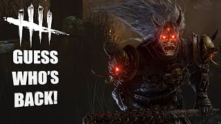 GUESS WHO'S BACK!   Dead By Daylight THE ONI GAMEPLAY