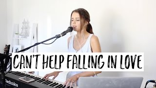CAN'T HELP FALLING IN LOVE (cover by Jess Bauer)