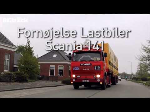 Fornøjelse Lastbiler Scania 141