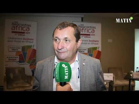 Video : Le Maroc accueille les rencontres Africa 2019