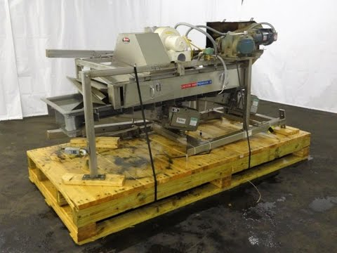Used- FMC Syntron Electromagnetic Vibratory Feeder, Model FH-22-C-DT - stock # 48784004