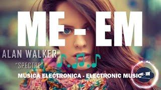 Alan Walker - Spectre [Musica Electronica - Electronic Music]