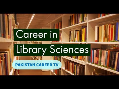 Career In Library Science