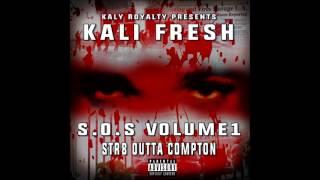 Compton's Kali Fresh S.O.S Volume 1 Str8 Outta Compton