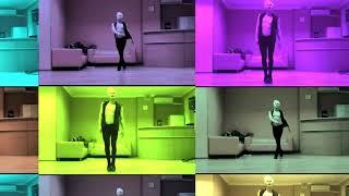 Fergie - Tension / High Heel's choreo by Alexander Shtatnov/