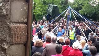 Pèlerinage Notre dame Fátima Mont Roland Dole .Mai 2017 (1er partie)