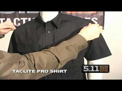 Video: 5-11 Taclite Pro Shirt    Pyramyd Air