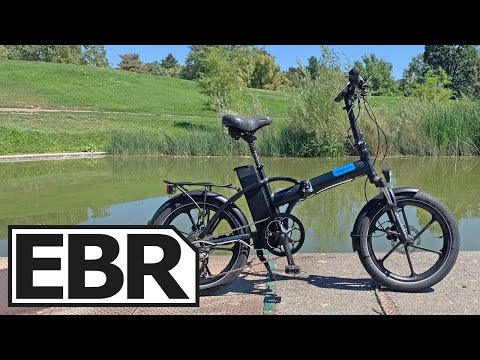 Magnum Premium II Review - $2k Fast Folding Ebike with Hydraulic Brakes
