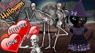 Canción infantil tumbas por aquí, tumbas por allá Halloween con letra | tumbas tumbas tumbas