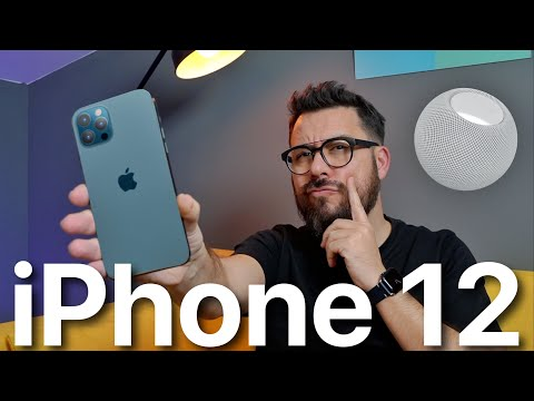 iPhone 12 Mini, iPhone 12 Pro e HomePod  …