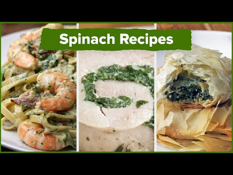Spinach Recipes To Another Level
