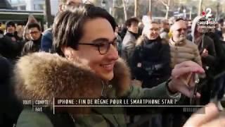 La fin du règne de l'iPhone ? : Tout compte fait / France 2