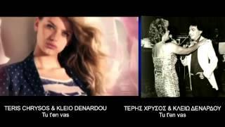 Teris Chrysos & Kleio Denardou - Tu t'en vas (Alain Barriere & Noelle Cordier - Tu t' en vas)