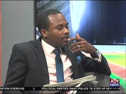 Ghana's Development - AM Talk on Joy News (4-5-16)