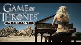 Game of Thrones Theme - Sonya Belousova (dir: Tom Grey)