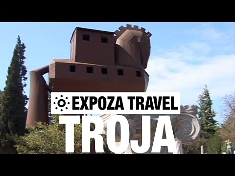 Troja (Turkey) Vacation Travel Video Guide