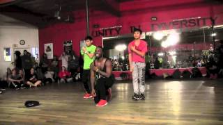 "2 AMAZING Kids dancing !  Ludacris ""How Low"" - Willdabeast Adams Choreography"