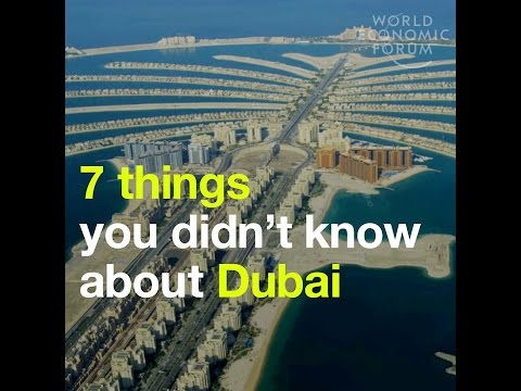 7 things you didn't know about Dubai