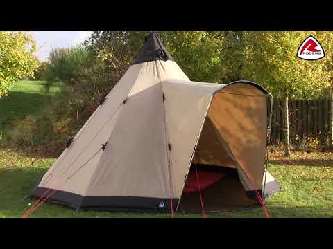 Mohawk Tipi Tent | Pure Outdoor Passion