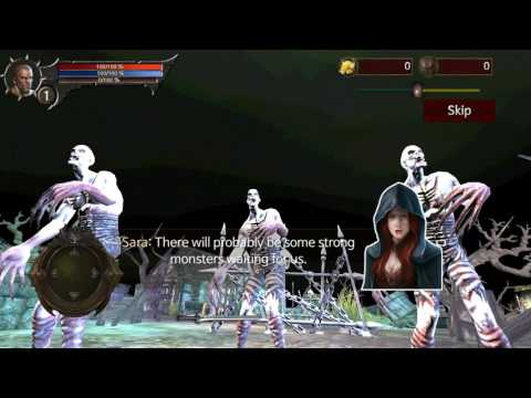 Blood Warrior: RED EDITION Gameplay (Android)