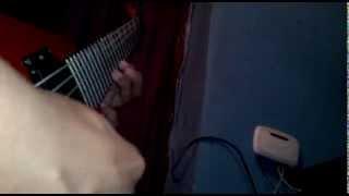 Avantasia - Sign of the cross guitar cover (medley)