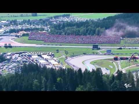 #BestBikeMoment MotoGP Austrian GP: Moment C - The Austrian fans put on a show