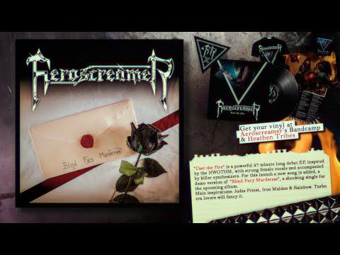 Aeroscreamer - Blind Fury Murderess (Official Track)
