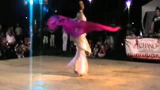 CHANGODANZA 2011 - FEDERICA PIAZZA - DANZA DEL VELO
