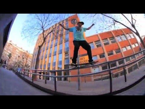 Jart Skateboards - The PROject Cian Eades & Jorge Simões