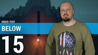 Vidéo-Test : BELOW : Un roguelike dépaysant ! | TEST