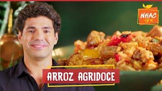 ARROZ DE PORCO AGRIDOCE: veja como fazer famosa receita chinesa   Felipe Bronze   Perto do Fogo