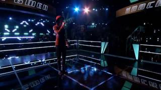 Taylor John Williams - Mad World | Knockout | The Voice 2014