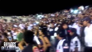 Pideme la luna y te la bajare La Adiccion Rayados 0-3 Morelia CopaMx2013
