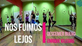 """""""NOS FUIMOS LEJOS"""" Descemer Bueno ft Enrique Iglesias - DANZANNA BIHOTZA COREOGRAFIAS"""