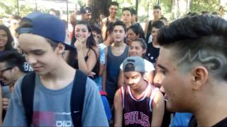 NUU vs BARREIRO vs MATY - 16avos. TPL FREE VUELTA 8