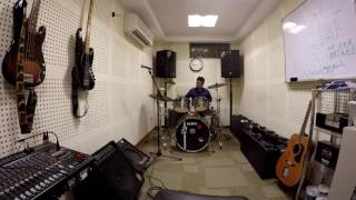 Summer Of 69 Drum Cover