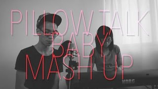 Zayn Malik & Justin Bieber - Pillowtalk / Baby Mash Up Acoustic Cover