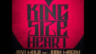Javi Mula feat Juan Magan   Kingsize Heart Best 2014