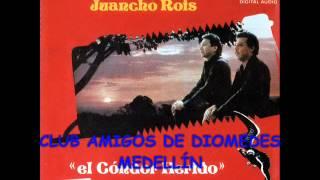07 AMIGOS MIOS - DIOMEDES DÍAZ & JUANCHO ROIS (1989 EL CÓNDOR HERIDO)