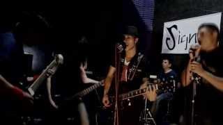 SIGNOS- No puedo evitarlo (live)