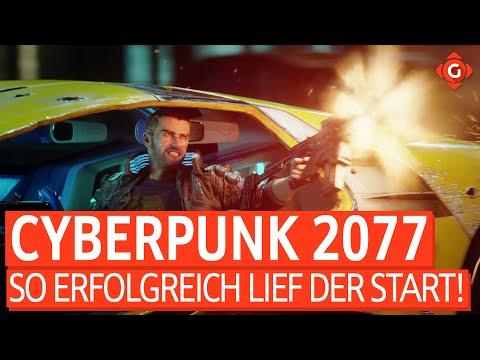 Cyberpunk 2077: So lief der Star! PUBG: Kommen 2021 die größten Karten? | GW-NEWS