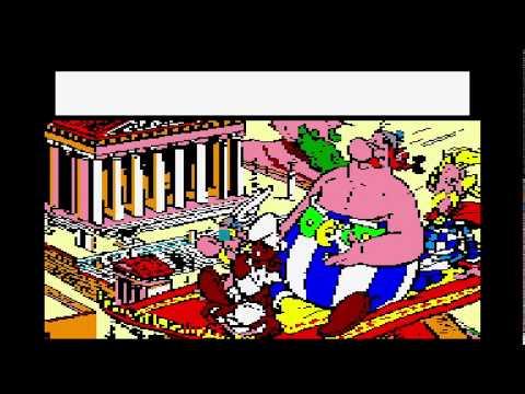 Astérix en la India - Amstrad CPC Longplay