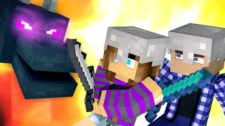 ♫ MINECRAFT SONG 'With You' Animated Music Video - TryHardNinja feat Lindee Link